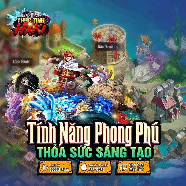 Game mobile đề tài One Piece Thức Tỉnh Haki công bố lộ trình ra mắt  Photo-7-1607936851905250426889