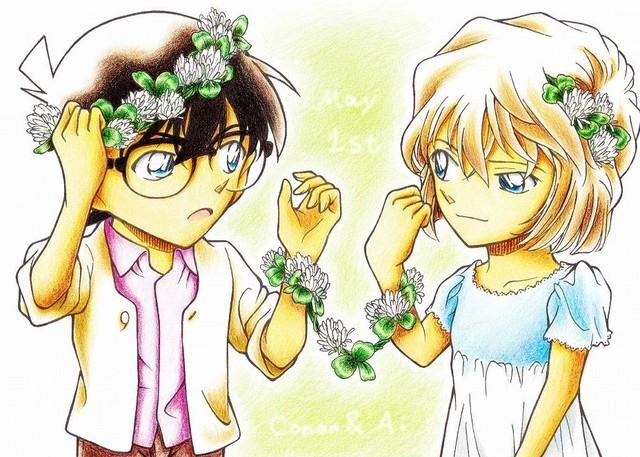 Top 4 cặp đôi trên tình bạn dưới tình yêu trong Thám tử lừng danh Conan - Ảnh 4.