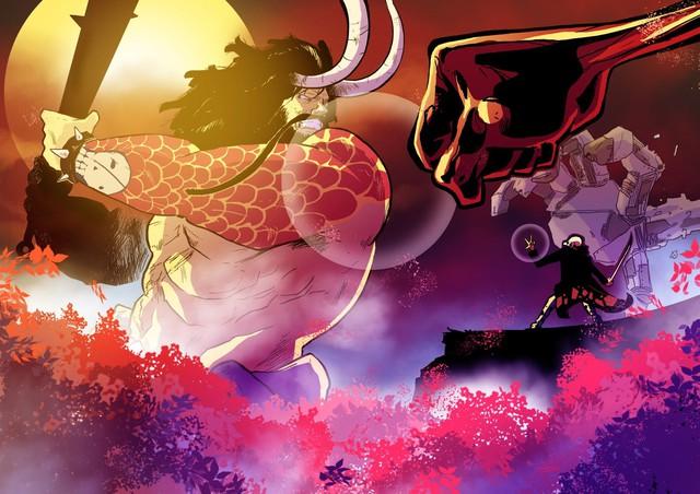 One Piece: Top 7 cuộc đối đầu hấp dẫn nhất Wano tính đến chap 998, màn kết hợp chưa từng có để đánh bại Kaido? - Ảnh 7.