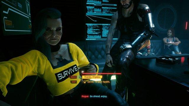 Bí kíp hẹn hò và chinh phục tình cảm tất cả các nữ nhân vật gợi cảm trong Cyberpunk 2077 - Ảnh 11.