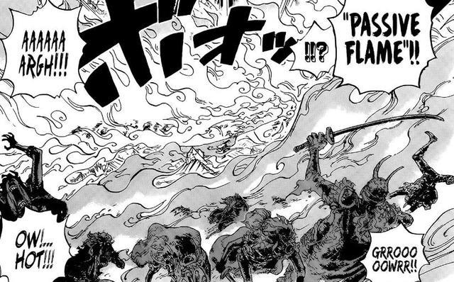 Soi mói One Piece: Những chi tiết thâm thuý mà Oda cài cắm trong chap 998 (P1) - Ảnh 2.