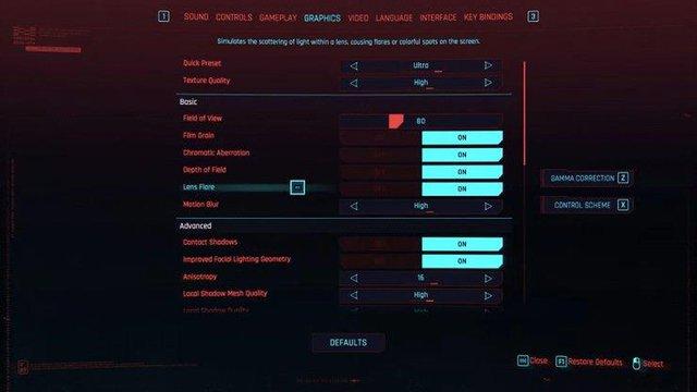 Hướng dẫn game thủ tối ưu đồ họa Cyberpunk 2077 để có thể chơi mượt 60fps - Ảnh 3.