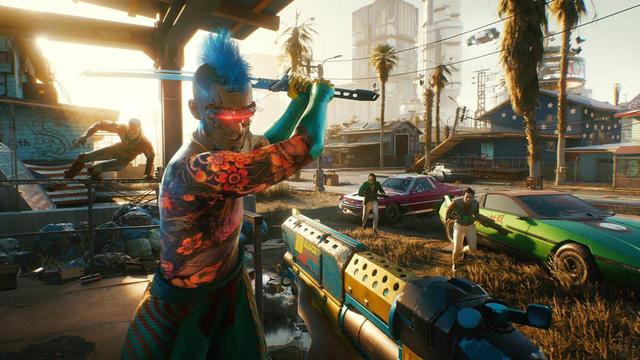 Chỉ với một chiếc điện thoại, game thủ hoàn toàn có thể chơi Cyberpunk 2077 không kém gì PC, PS5 - Ảnh 3.