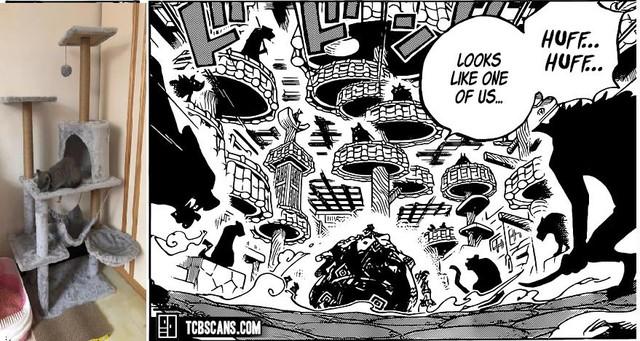 Soi mói One Piece: Những chi tiết thâm thuý mà Oda cài cắm trong chap 998 (P1) - Ảnh 5.