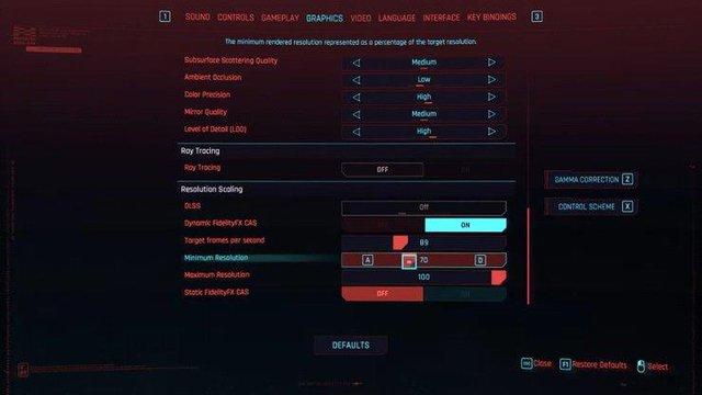 Hướng dẫn game thủ tối ưu đồ họa Cyberpunk 2077 để có thể chơi mượt 60fps - Ảnh 6.