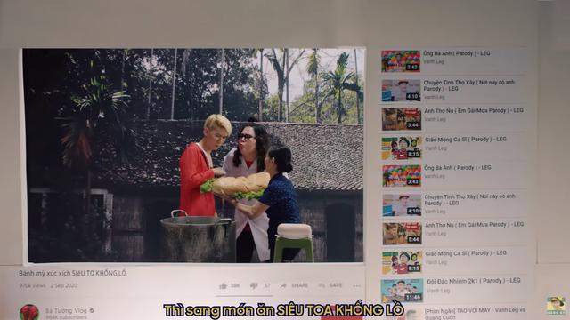 Trở lại sau 2 năm biệt tích, Hot YouTuber Vanh Leg vẫn đu trend mượt mà khiến Độ Mixi khen không ngớt - Ảnh 5.