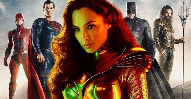 Ngoài Wonder Woman, các siêu anh hùng DC khác đang ở đâu và làm gì vào năm 1984? - Ảnh 1.