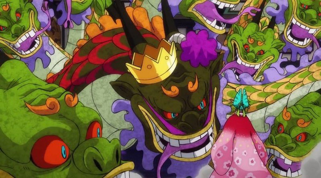 One Piece: Danh tính của 14 trái ác quỷ mới được giới thiệu trong arc Wano, đỉnh nhất vẫn là trái của Rồng Thần Kaido - Ảnh 13.