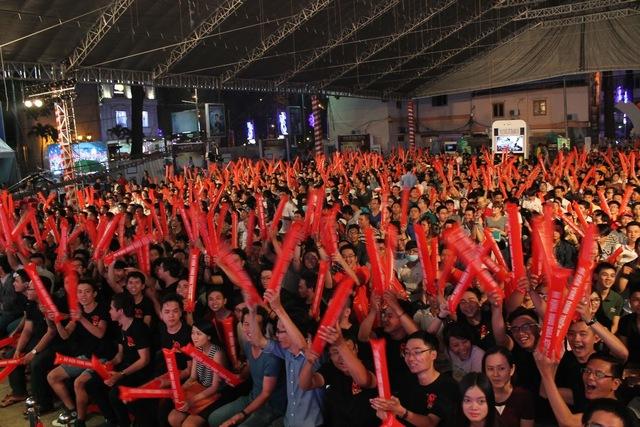 Vang Danh Thiên Hạ trở thành sự kiện Big Offline hoành tráng bậc nhất làng game Việt với game thủ từ 9 tựa game khác nhau