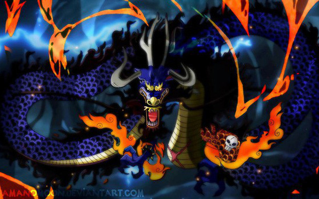 One Piece: Cá hóa được thành Rồng, phải chăng Kaido đã thức tỉnh được trái ác quỷ Thần thoại của mình? - Ảnh 1.