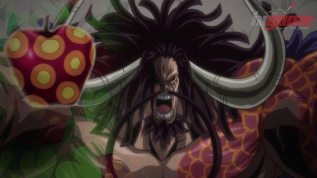 One Piece: Cá hóa được thành Rồng, phải chăng Kaido đã thức tỉnh được trái ác quỷ Thần thoại của mình? - Ảnh 2.