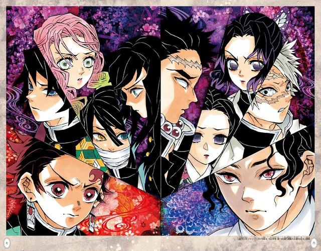 Khảo sát gần 50 nghìn độc giả chọn ra 10 manga hay nhất năm 2020, không có mặt One Piece - Ảnh 9.