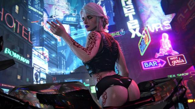 Geralt chuyển nhà từ The Witcher sang Cyberpunk 2077 - Ảnh 3.