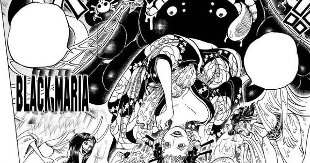 One Piece: Sở hữu trái ác quỷ Zoan Cổ Đại cực hiếm, Black Maria đã thức tỉnh và nâng nó lên một tầm cao mới? - Ảnh 1.