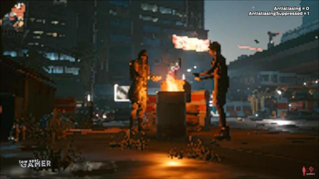 Có thể chơi Cyberpunk 2077 mà không cần card đồ họa rời, tuy nhiên hình ảnh sẽ như thế này đây - Ảnh 2.