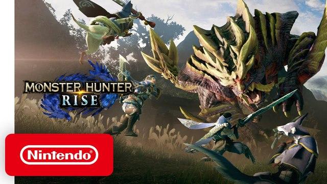 Nintendo chi hơn 130 tỷ để Monster Hunter Rise được độc quyền trên Switch - Ảnh 1.