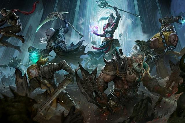 Chính thức lộ diện Diablo bản Mobile: Giữ phong cách cày cuốc huyền thoại, miễn phí hoàn toàn - Ảnh 1.