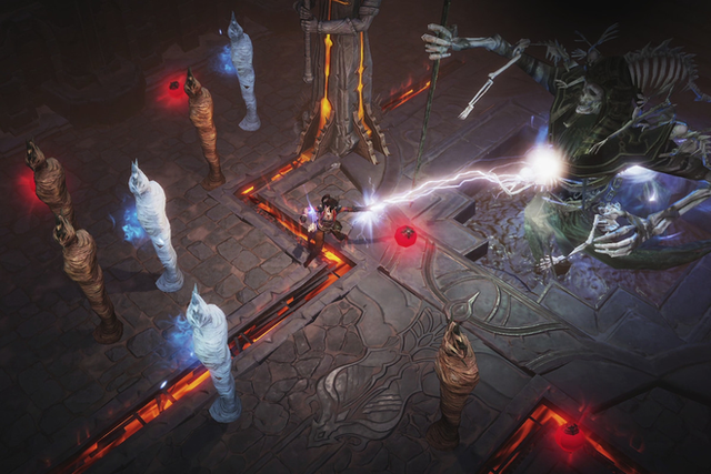Chính thức lộ diện Diablo bản Mobile: Giữ phong cách cày cuốc huyền thoại, miễn phí hoàn toàn - Ảnh 2.