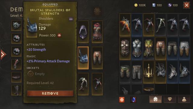 Chính thức lộ diện Diablo bản Mobile: Giữ phong cách cày cuốc huyền thoại, miễn phí hoàn toàn - Ảnh 3.