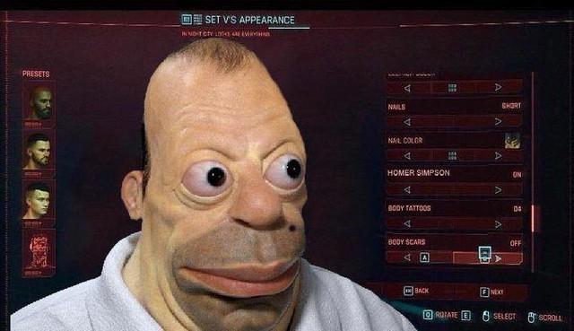 Chết cười với cuộc thi tạo nhân vật siêu lầy lội của game thủ Cyberpunk 2077 - Ảnh 1.