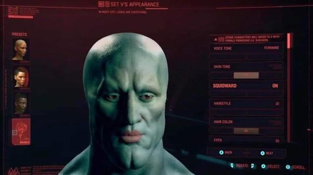 Chết cười với cuộc thi tạo nhân vật siêu lầy lội của game thủ Cyberpunk 2077 - Ảnh 2.