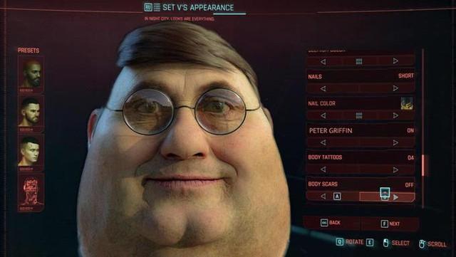 Chết cười với cuộc thi tạo nhân vật siêu lầy lội của game thủ Cyberpunk 2077 - Ảnh 3.
