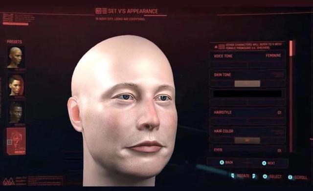 Chết cười với cuộc thi tạo nhân vật siêu lầy lội của game thủ Cyberpunk 2077 - Ảnh 4.