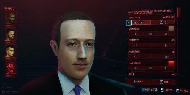 Chết cười với cuộc thi tạo nhân vật siêu lầy lội của game thủ Cyberpunk 2077 - Ảnh 5.