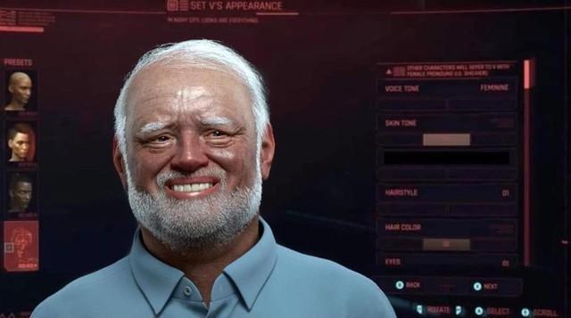 Chết cười với cuộc thi tạo nhân vật siêu lầy lội của game thủ Cyberpunk 2077 - Ảnh 7.