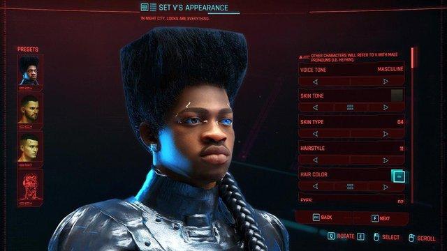 Chết cười với cuộc thi tạo nhân vật siêu lầy lội của game thủ Cyberpunk 2077 - Ảnh 10.