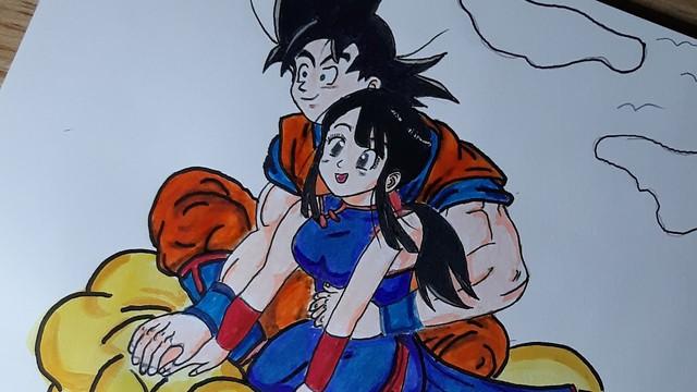 Dragon Ball: Nhiều fan nhật xét rằng Son Goku muốn làm anh hùng thì không nên có con - Ảnh 1.