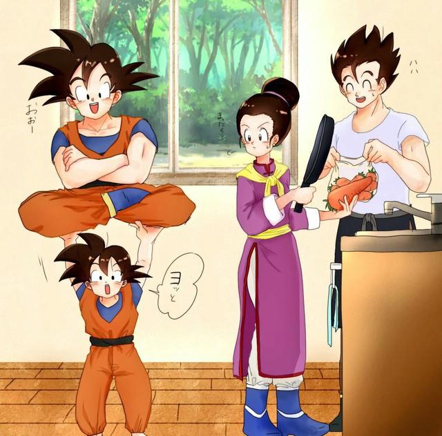 Dragon Ball: Nhiều fan nhật xét rằng Son Goku muốn làm anh hùng thì không nên có con - Ảnh 4.