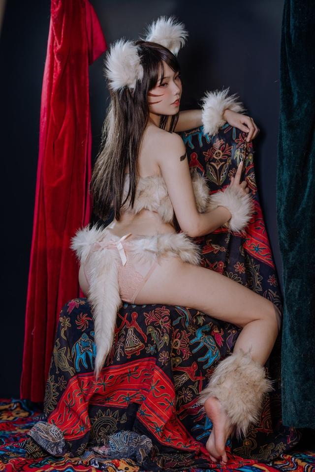 Mùa đông sẽ không lạnh nữa nếu có 1 nàng gấu như thế này ở bên cạnh sưởi ấm - Ảnh 9.