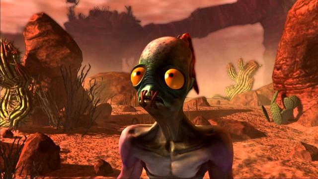 Nhanh tay tải game phiêu lưu miễn phí Oddworld: New n Tasty - Ảnh 1.
