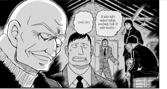 Thám Tử Lừng Danh Conan: Tỷ phú Suzuki Jirokichi có liên quan gì đến phó trùm Tổ chức Áo Đen không? - Ảnh 1.