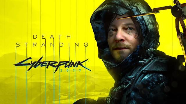 Death Stranding kết hợp cùng Cyberpunk 2077, độc quyền cho PC - Ảnh 1.