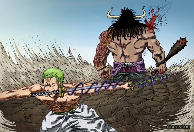 Giả thuyết One Piece: Zoro tuyên bố đến Wano là để chém Kaido, vậy trùm cuối arc này chả nhẽ là kẻ khác? - Ảnh 4.