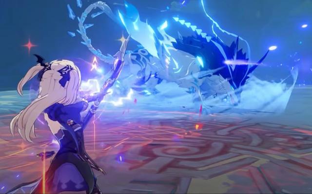 """Game thủ cãi nhau kịch liệt, phản đối Genshin Impact là """"game hay nhì thế giới năm 2020"""" - Ảnh 1."""