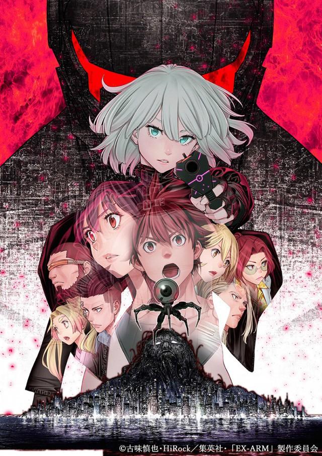 Top 5 anime hành động siêu hấp dẫn không nên bỏ lỡ mùa xuân 2021 - Ảnh 5.