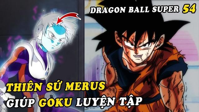 Dragon Ball Super: Merus được hồi sinh, bị Daishinkan phế hết sức mạnh thành người trần mắt thịt - Ảnh 4.