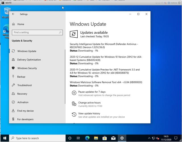 Bản cập nhật Windows 10 tháng 12 lại tiếp tục gây họa, vừa ngốn tài nguyên vừa khiến PC bị crash - Ảnh 1.