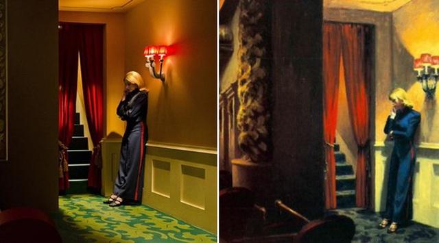 Điện ảnh và 22 pha cosplay những bức tranh cổ điển nổi tiếng, từ mượn ý tưởng đến sao y bản chính đều có - Ảnh 2.