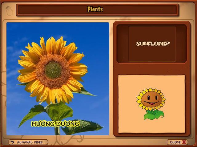Nguyên mẫu đời thực của những loài cây đáng gờm nhất trong Plants vs. Zombies - Ảnh 2.