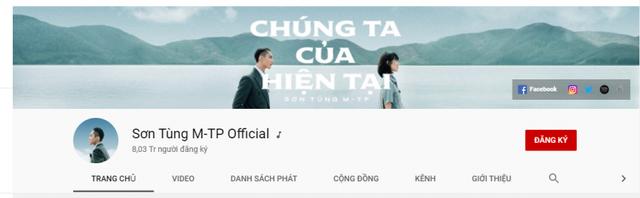 Sơn Tùng M-TP ra MV mới: Đạt kỷ lục 8 triệu người theo dõi dù bị kẹt view Youtube cả tiếng đồng hồ - Ảnh 2.