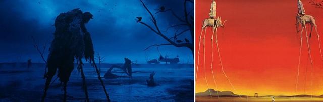 Điện ảnh và 22 pha cosplay những bức tranh cổ điển nổi tiếng, từ mượn ý tưởng đến sao y bản chính đều có - Ảnh 13.