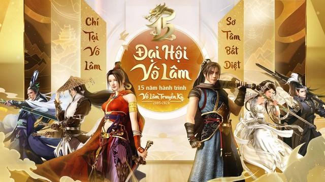 Những sự kiện hội ngộ anh tài hoành tráng bậc nhất làng game Việt - Ảnh 8.