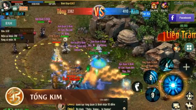 VNG chính thức hé lộ hình ảnh VLTK Mobile mới, mang phiên bản 2D kinh điển 2005 lên di động - Ảnh 5.