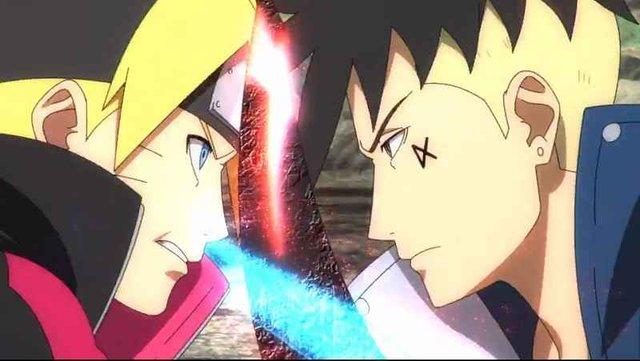 Dự đoán Boruto chap 54: Sasuke đứng nhìn Boruto và Kawaki choảng nhau - Ảnh 4.