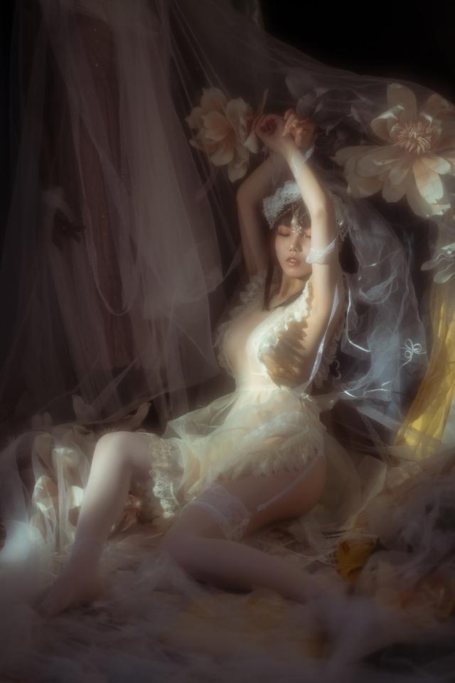 Ngắm thiếu nữ trong bộ váy trắng cô dâu mà chỉ biết thốt lên Ước gì anh lấy được nàng về dinh - Ảnh 14.