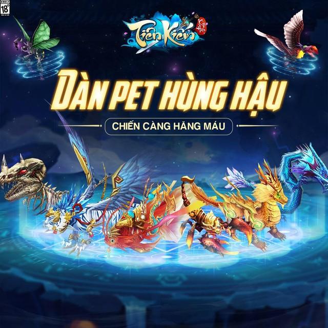 Tiên Kiếm Kỳ Hiệp - MMORPG đẳng cấp Hàn Quốc ra mắt kiểu cục súc: Nay thông báo, 24/12 đã chính thức... Open Beta - Ảnh 8.